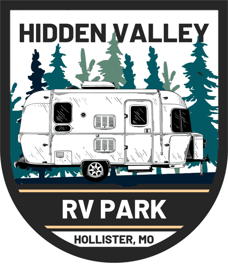 Hidden Valley RV Park in Hollister, MO, is the best RV park in the Branson area